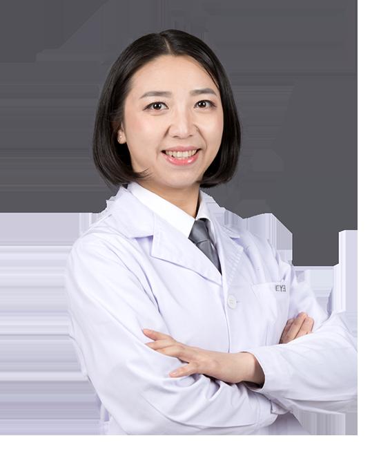 张帆 眼科硕士/住院总医师