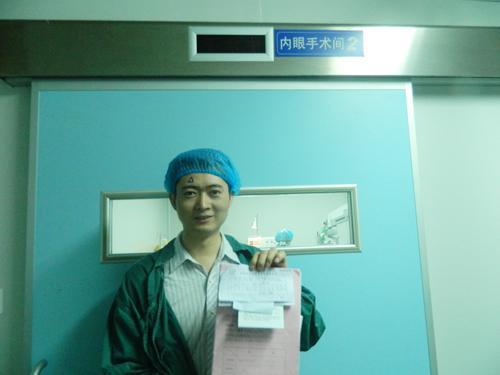 ICL近视手术